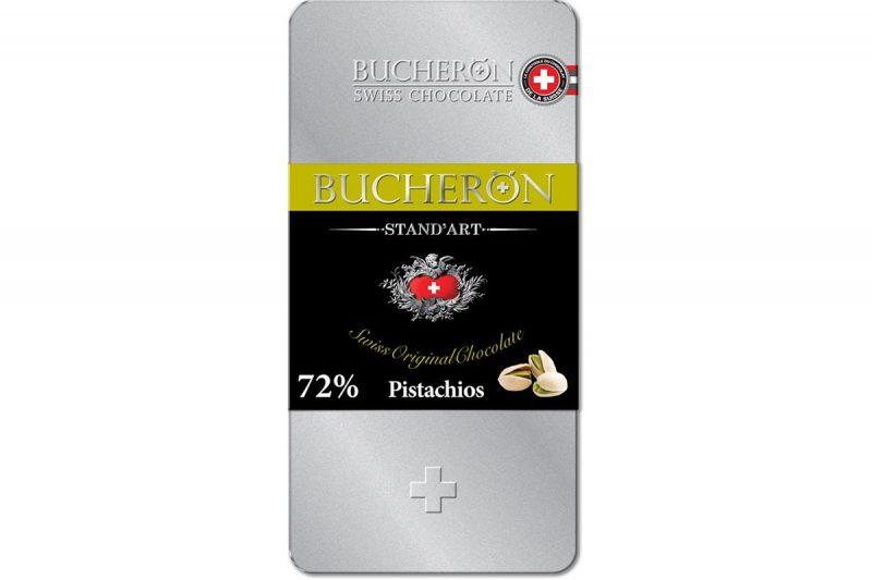 Шоколад Бушерон (Bucheron): о производителе, ассортимент вкусов швейцарского шоколада