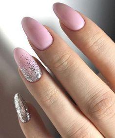Розовый дизайн ногтей: идеи красивого маникюра с розовым лаком, новинки, фото