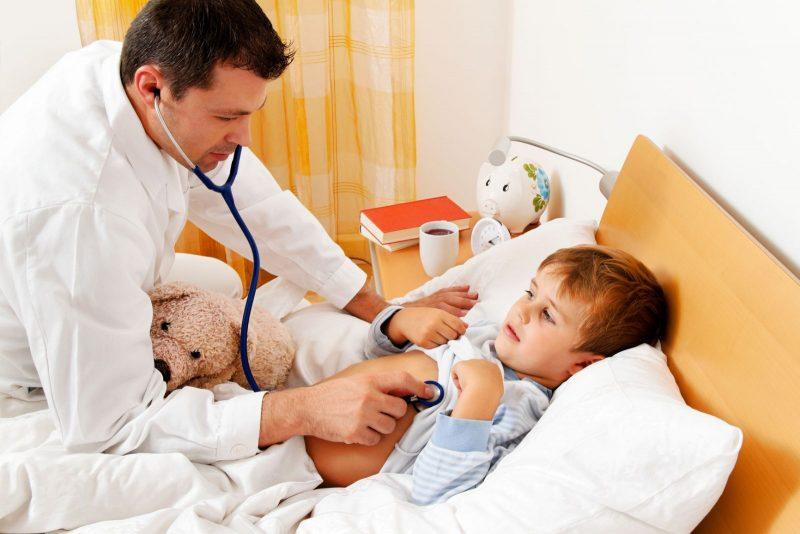 Крупозная пневмония: стадии и симптомы заболевания, осложнения, основной возбудитель, диагностика и лечение