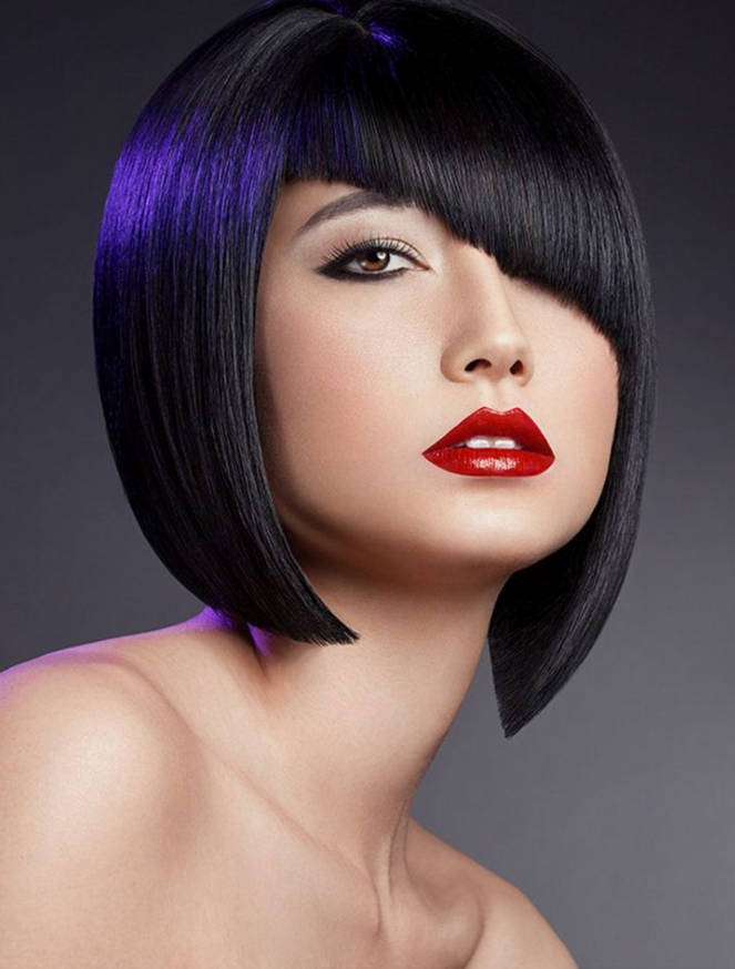 Удлиненное каре на длинные волосы: виды стрижки, способы укладки, фото