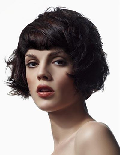 Стрижка Сэссун (Сессон) на короткие и средние волосы – 19 вариантов с фото
