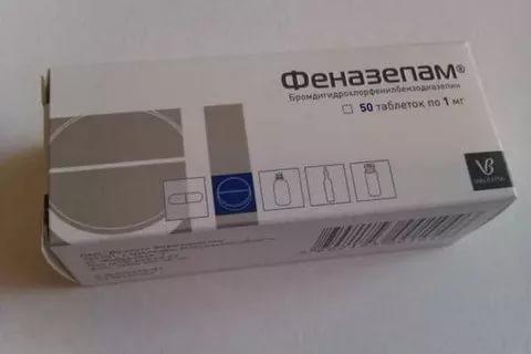 Феназепам: инструкция по применению, показания, побочные действия, аналоги препарата