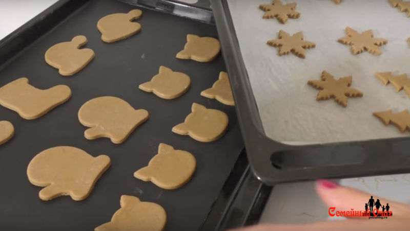 Как приготовить новогоднее печенье - интересные рецепты и идеи.