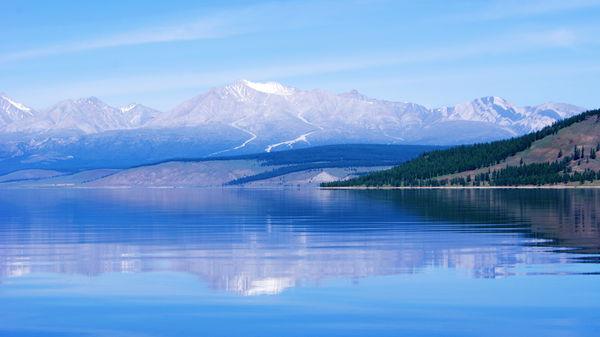 Младший брат Байкала, озеро Хубсугул. Фото: admin.gorod.tomsk.ru
