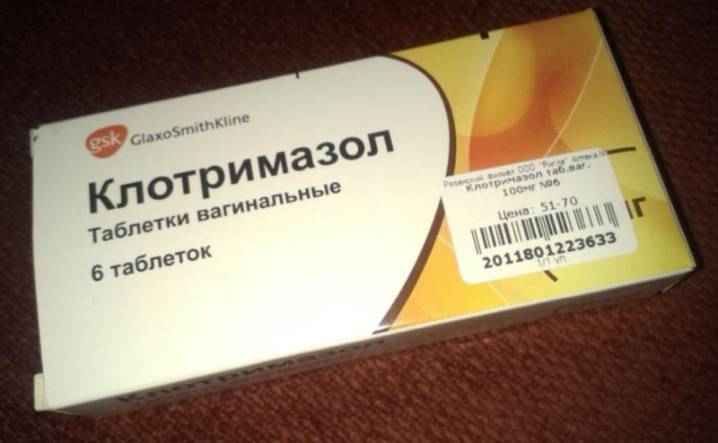 Таблетки Клотримазол: инструкция по применению вагинальных таблеток, состав, аналоги противогрибкового средства