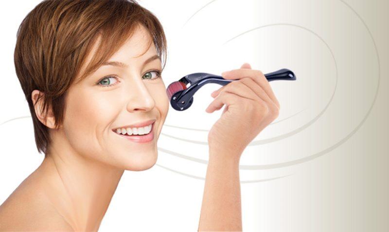 Мезороллер для лица: как выбрать прибор и размер игл, как пользоваться в домашних условиях, противопоказания