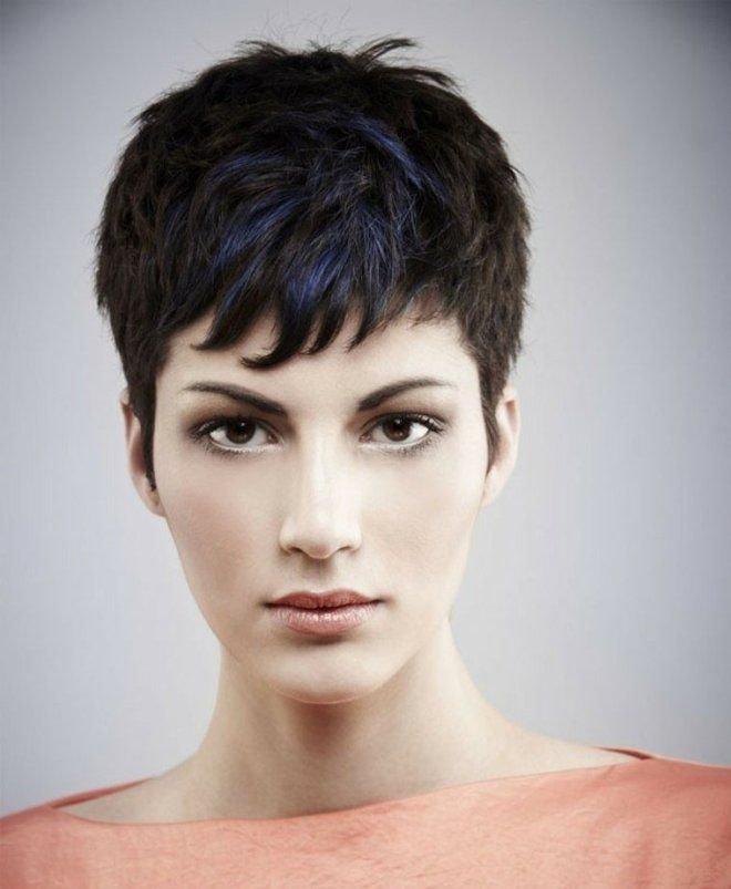 Стрижка гарсон — 14 модных вариантов короткой женской стрижки, фото