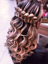 Прически с косами − 13 вариантов женских причесок на длинные, средние и короткие волосы