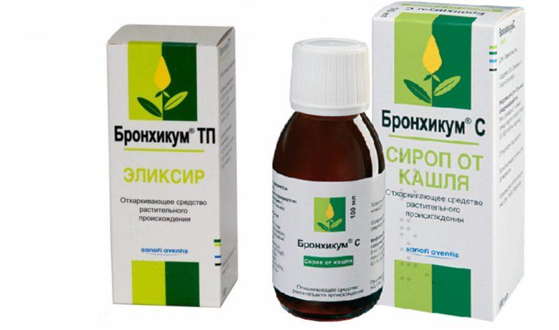 Сироп от сухого кашля взрослым — список эффективных препаратов