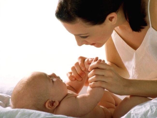 Родители и дети: первые этапы взаимоотношений