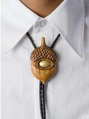 Галстук-боло: как сделать своими руками, советы, как и с чем носить американский галстук шнурок