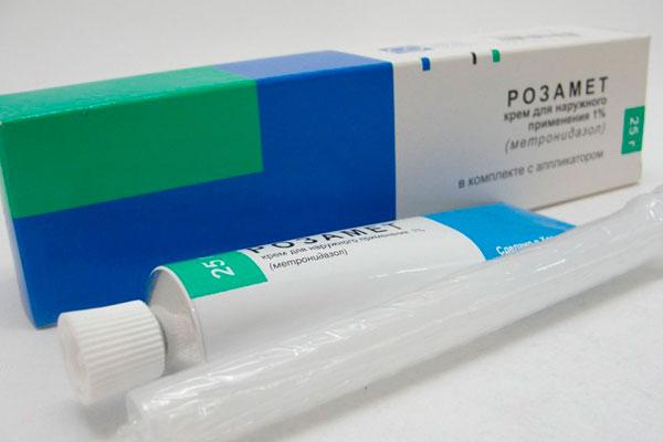 Розамет: инструкция по применению крема, от чего помогает, состав, аналоги