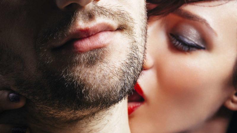 Поцелуй в шею: что значит и как правильно целовать