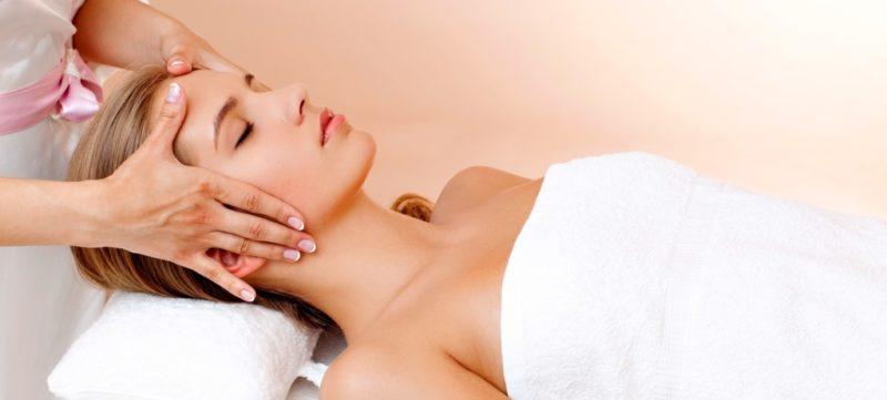Лимфодренажный массаж лица, тела и ног