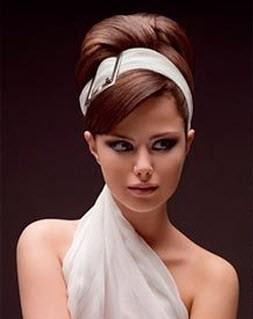 Прически пучок – 12 вариантов причесок на средние и длинные волосы