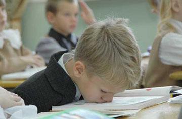 Как уберечь школьника от зимних болезней