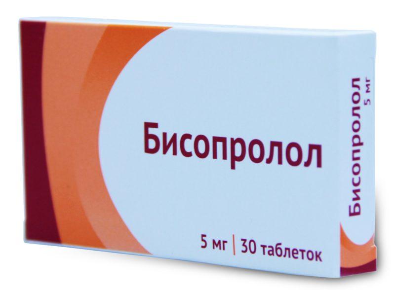 Таблетки Бисопролол: от чего помогают, инструкция по применению, состав, дозировка, аналоги