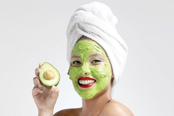 Маска для лица из авокадо ?: уход за кожей лица в домашних условиях