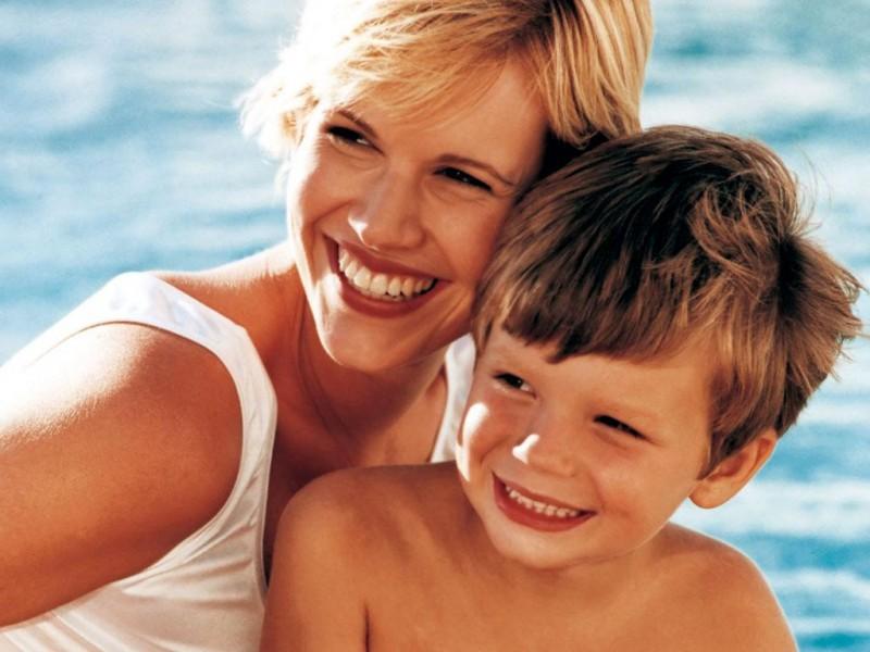 мать и сын2