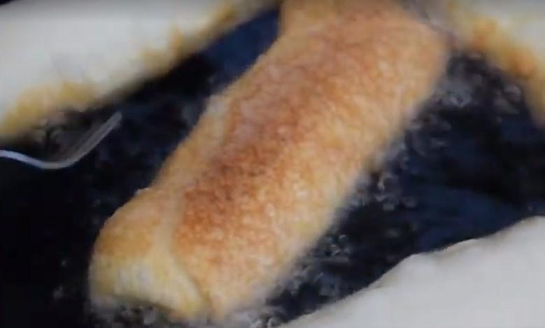 жарим пирожки