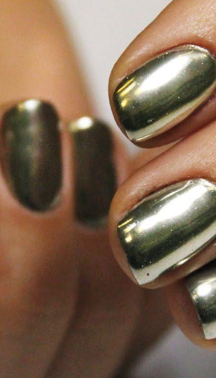 Дизайн ногтей с втиркой – 5 невероятно красивых вариантов с фото, новинки 2018