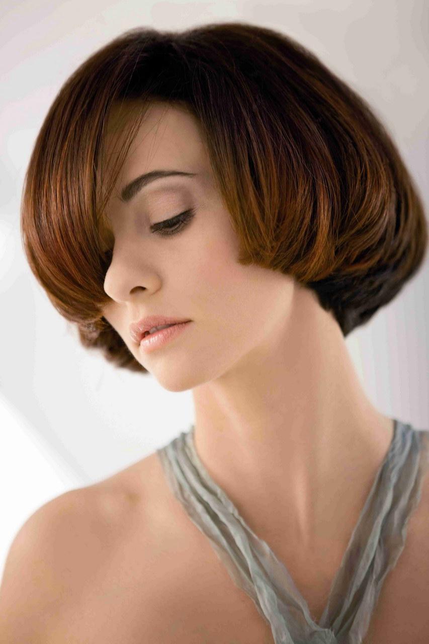 Французская стрижка — 18 вариантов на короткие, средние и длинные волосы, фото