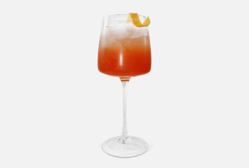 Сироп Гренадин (Grenadine): состав, вкус, как приготовить в домашних условиях. 5 рецептов коктейлей с гранатовым сиропом