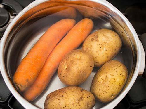 Салат Винегрет рецепт классический на Новый год.