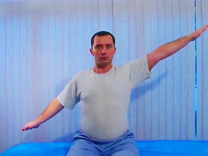 Гимнастика Шишонина для шеи: основной комплекс — все упражнения, показания, противопоказания