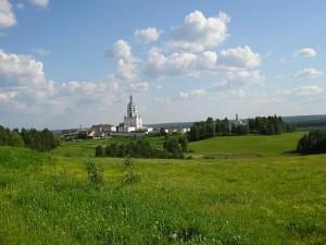 Основан святителем Стефаном Пермским, возрожден соловецкими монахами в 19 веке.