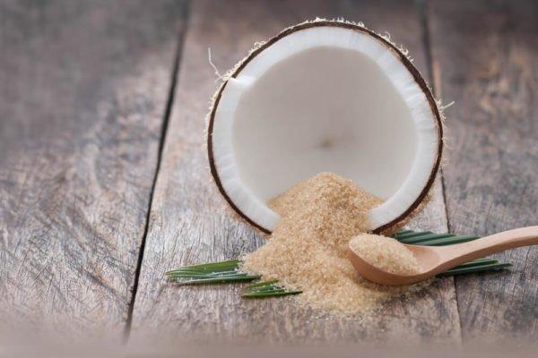 Кокосовый сахар: польза и вред, гликемический индекс, из чего делают, 2 рецепта блюд с кокосовым сахаром