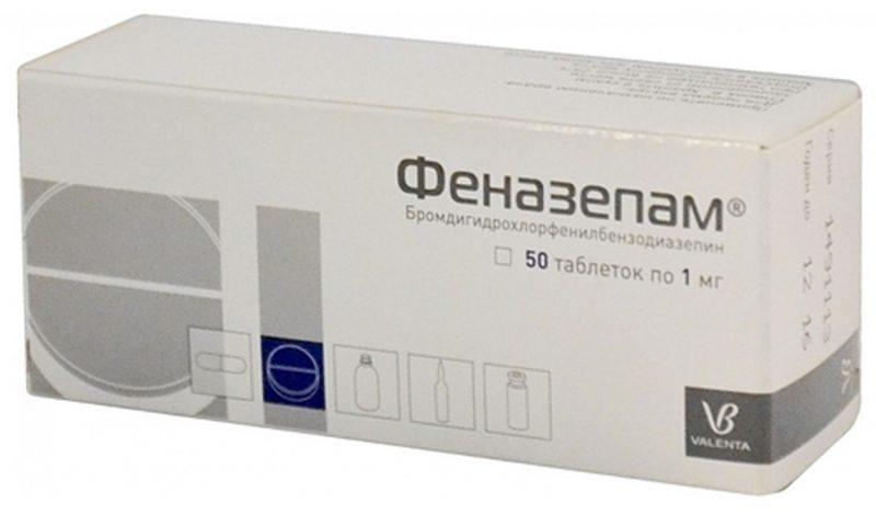 Феназепам: аналоги и заменители препарата, безрецептурные и не вызывающие привыкания, инструкция по применению, состав