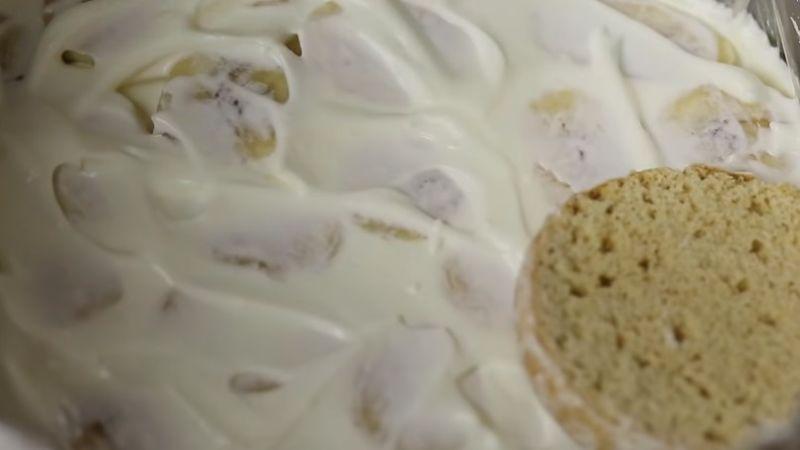 торт из пряников без выпечки.